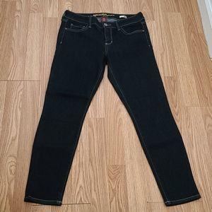 Arizona Super Skinny Dark Blue Jeans